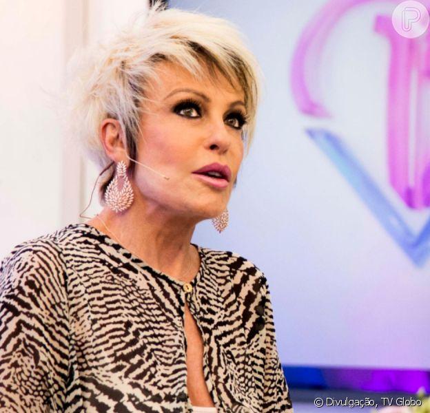 Ana Maria Braga se desculpa após discurso sobre 'racismo reverso' no 'Mais Você'