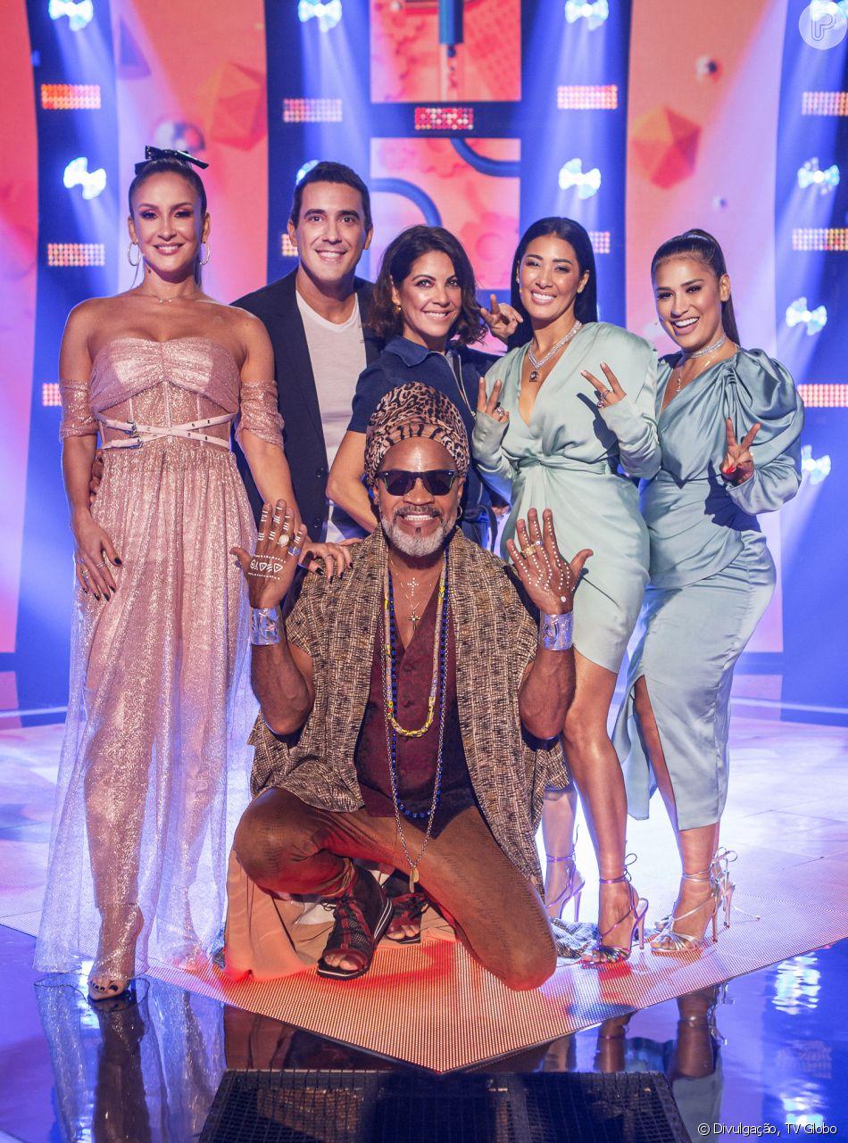 Além de André Marques, Simone e Simaria também confirmaram saída do 'The Voice Kids'