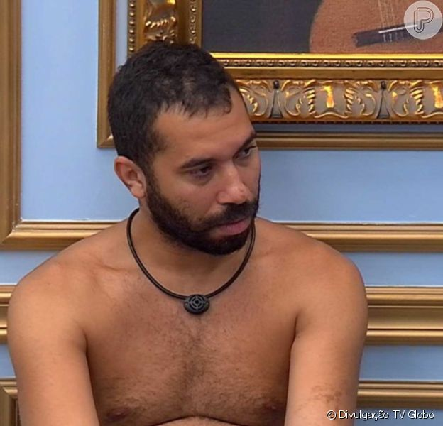 'BBB 21'. Volta de Carla Diaz fez Gilberto temer, mas brother prometeu: 'Cachorrada pesada vai acontecer'
