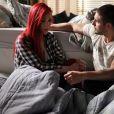 João Lucas (Daniel Rocha) vai pedir Du (Josie Pessoa) em casamento, em 'Império'