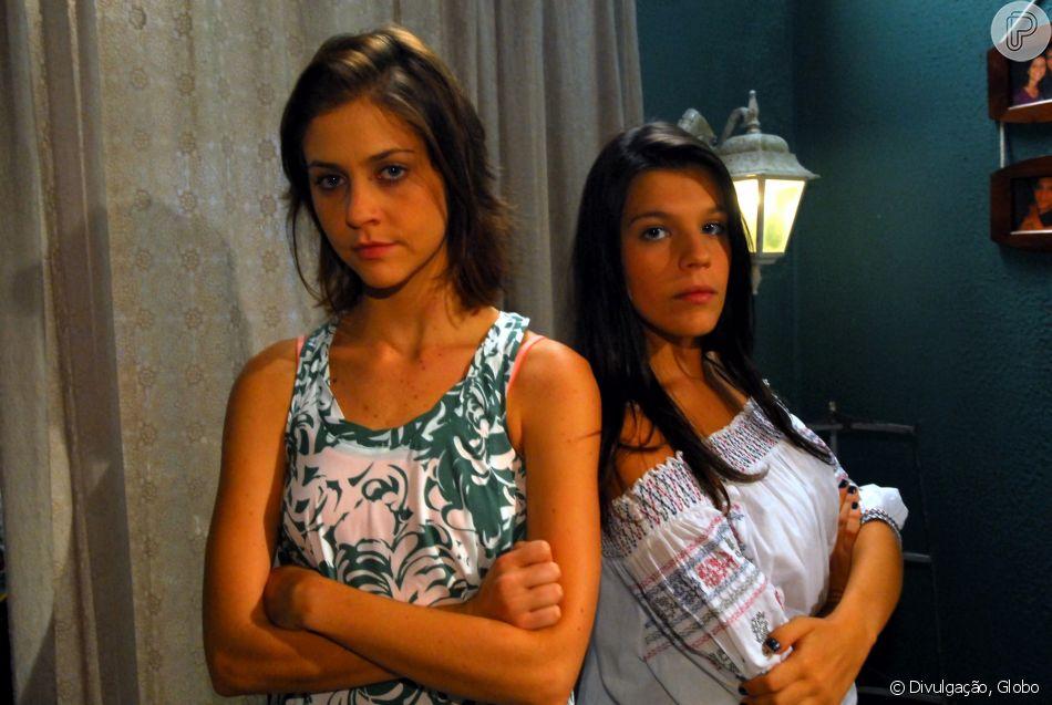 Giovana Echeverria em cena de 'Malhação' (2010)