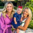 Filha de Ana Paula Siebert e Roberto Justus, Vicky é vaidosa e impressiona por fofura nas redes sociais
