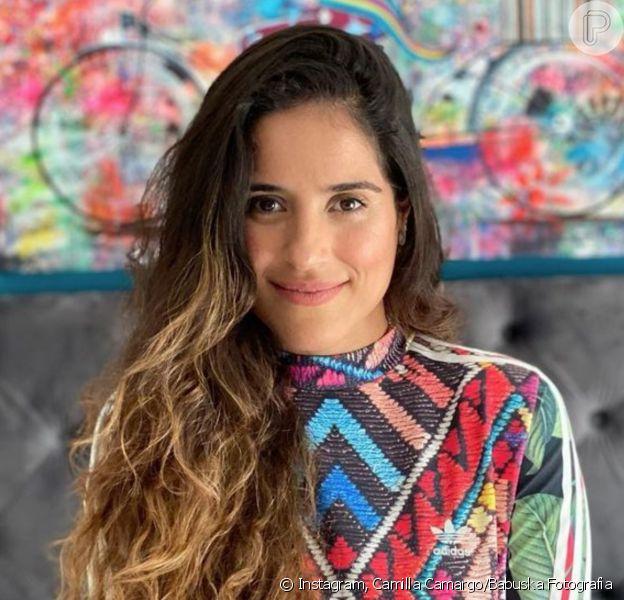 Camilla Camargo relatou ciúme de Joaquim em relação à irmã, Julia: 'Ele está mais grude'