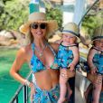 Ana Paula Siebert e a filha, Vicky, adoram combinar looks