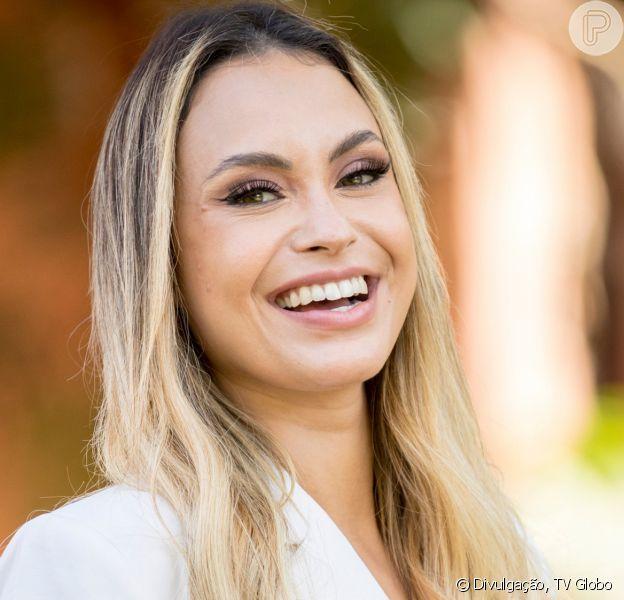 Sarah Andrade, do 'BBB 21', passa por harmonização facial após deixar reality show