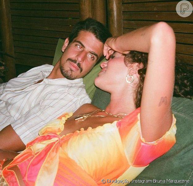 Bruna Marquezine e Enzo Celulari estão namorando