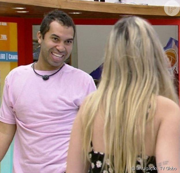 'BBB 21': Gilberto planeja votar em Viih Tube caso seja Líder. 'Por nunca ter ido ao Paredão'