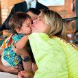 Marília Mendonça é mãe de Léo, de 1 ano e 4 meses