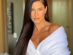 Cabelo ultralongo! Andressa Suita surge com mega hair poderoso: 'Kim Kardashian chorando'