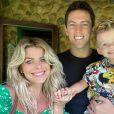 Karina Bacchi e Amaury Nunes estão casados desde novembro de 2018
