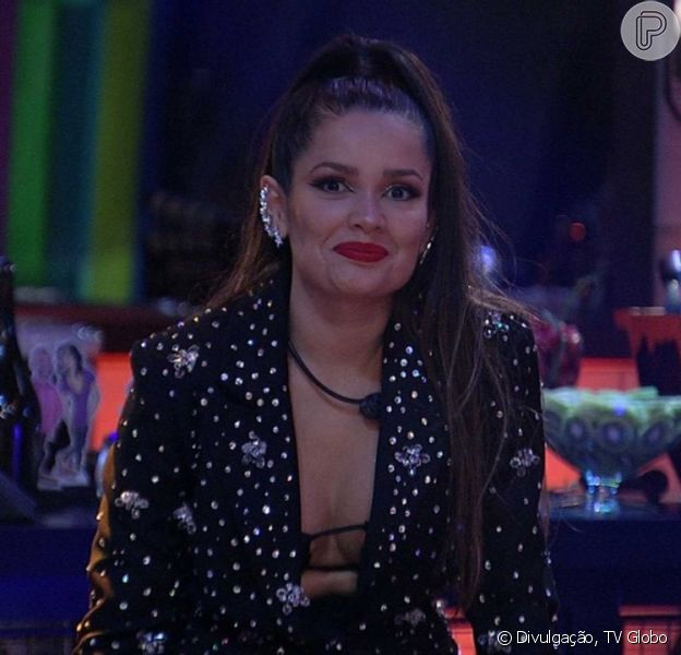 'BBB 21': Juliette dá beijo fake em Luan Santana e deixa Fiuk com ciúmes