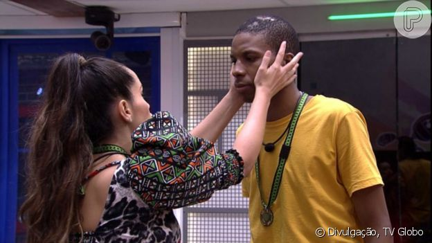 Lucas Penteado e Juliette foram alvos de armação no 'BBB 21'
