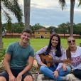 Maiara e Maraisa estão investindo em duas obras na mansão da família em Goiânia