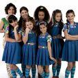 Raissa Chaddad é vista na novela 'Chiquititas', exibida desde 2013 pelo SBT