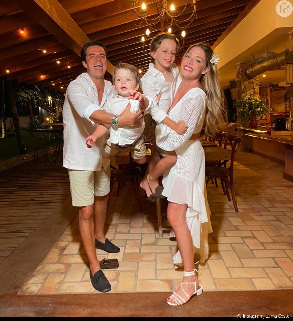 Luma Costa conta que família foi a base para se lançar em mercado de decoração