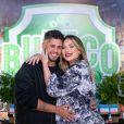Virgínia Fonseca está grávida de sua primeira filha com Zé Felipe