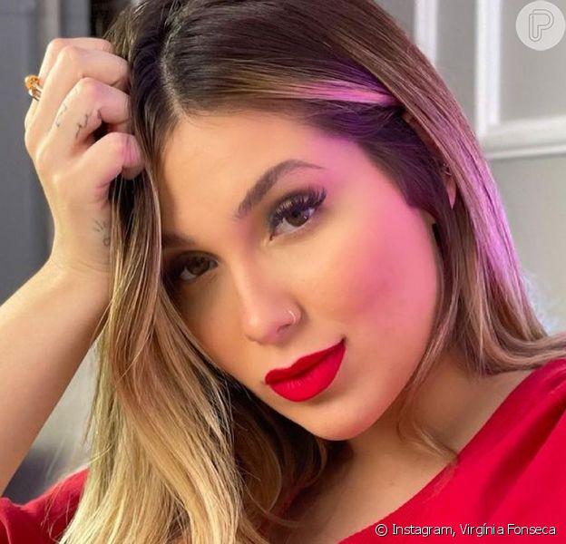 Virgínia Fonseca, na reta final da gravidez, contou que já está com 1 centímetro de dilatação