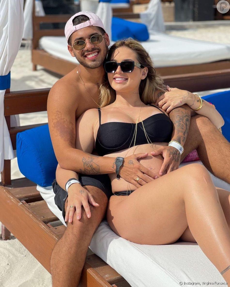 Virgínia Fonseca e Zé Felipe comemoraram 11 meses de relacionamento