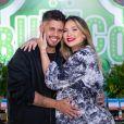 Virgínia Fonseca e Zé Felipe terão uma babá 24h por dia para auxiliá-los nos cuidados com a filha