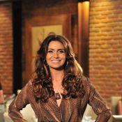 Giovanna Antonelli, a Helô de 'Salve Jorge', sobre traição: 'Acredito no amor'