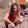 Paula Amorim se destacou em 'No Limite' por esforço e força física