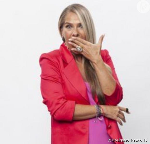 Adriane Galisteu cita Jojo Todynho no 'Power Couple' e funkeira reprova