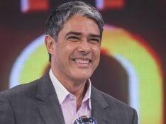 William Bonner promete 'momento especial' no 'Jornal Nacional' e agita web: 'Enigmático'
