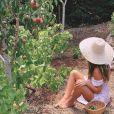 A casa de Giovanna Ewbank e Bruno Gagliasso em Portugal tem jardim com árvores frutíferas