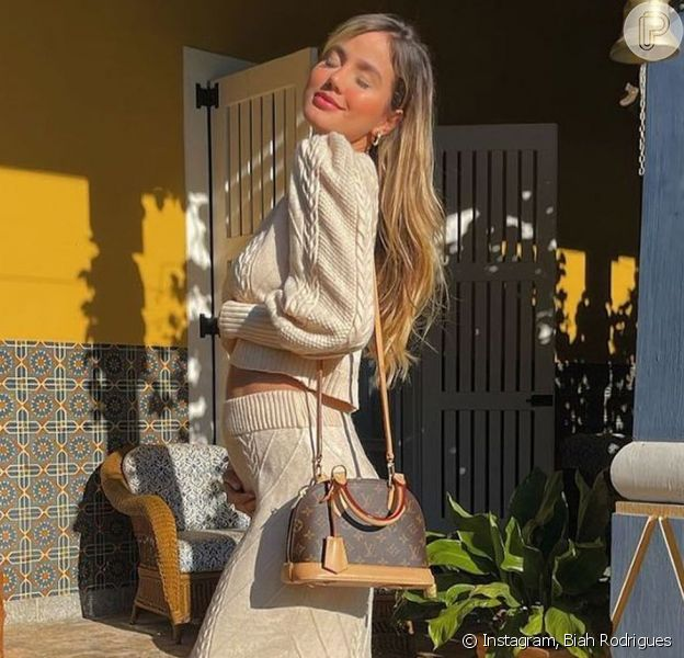 Biah Rodrigues está grávida pela segunda vez