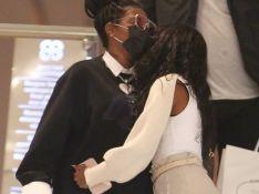 Ludmilla é flagrada com Brunna Gonçalves em passeio romântico: 'Jantando com a Beyoncé'