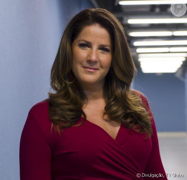 Globo decidiu abrir uma investigação para apurar vazamento de vídeo da jornalista Christiane Pelajo