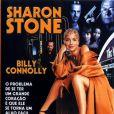 No romance 'Vítimas da Sedução', Sharon interpreta uma ex-stripper e mãe solteira que deve favor ao chefe do crime local