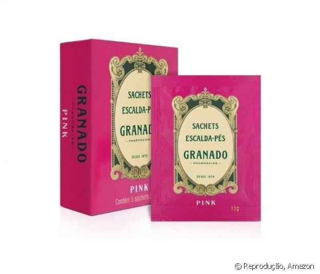 Sachet Escalda-Pés, Granado