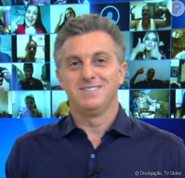 Globo vai transferir 'Caldeirão do Huck' para os domingos após pressão de anunciantes, diz o colunista Gabriel Vasques, do portal 'Notícias da TV', nesta quarta-feira, 21 de julho de 2021