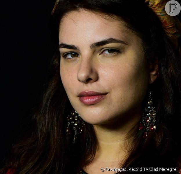 Novela 'Gênesis': Bila (Allana Lopes) causa briga entre Raquel (Thais Melchior) e Lia (Michelle Batista)