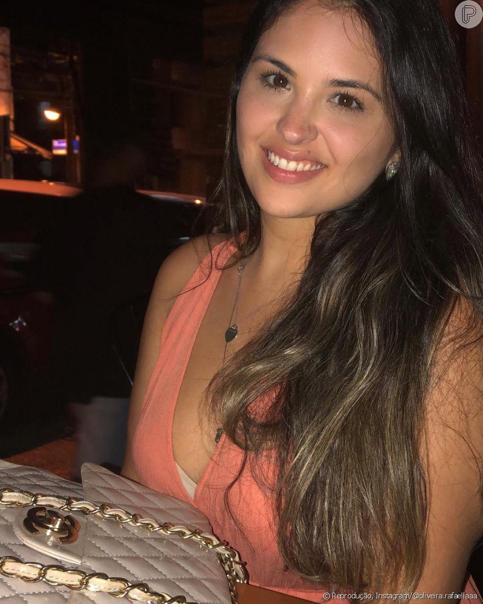 Filha mais velha de Cristiana Oliveira, Rafaella fez uma única participação na TV