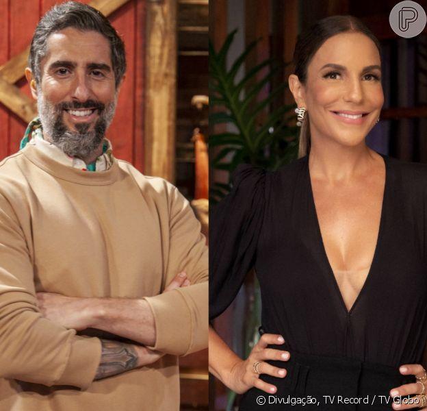 Globo estuda substituit Marcos Mion por Ivete Sangalo nos sábados