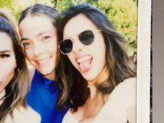 BFFs! Carol Dantas posta foto com Bruna Biancardi em festa de 10 anos de Davi Lucca