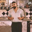 Dilsinho lança disco sobre bares, mas descarta levar filha: 'Só com 18 anos'