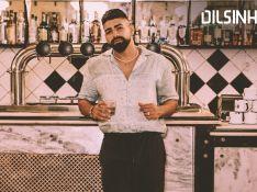 Pai de 1ª viagem, Dilsinho lança álbum sobre bares, mas aponta sobre a filha: 'Só vai com 18 anos'