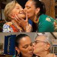 'Glória Menezes chora e a inda está muito triste', contou assessor um mês após morte de Tarcísio Meira, aos 85 anos