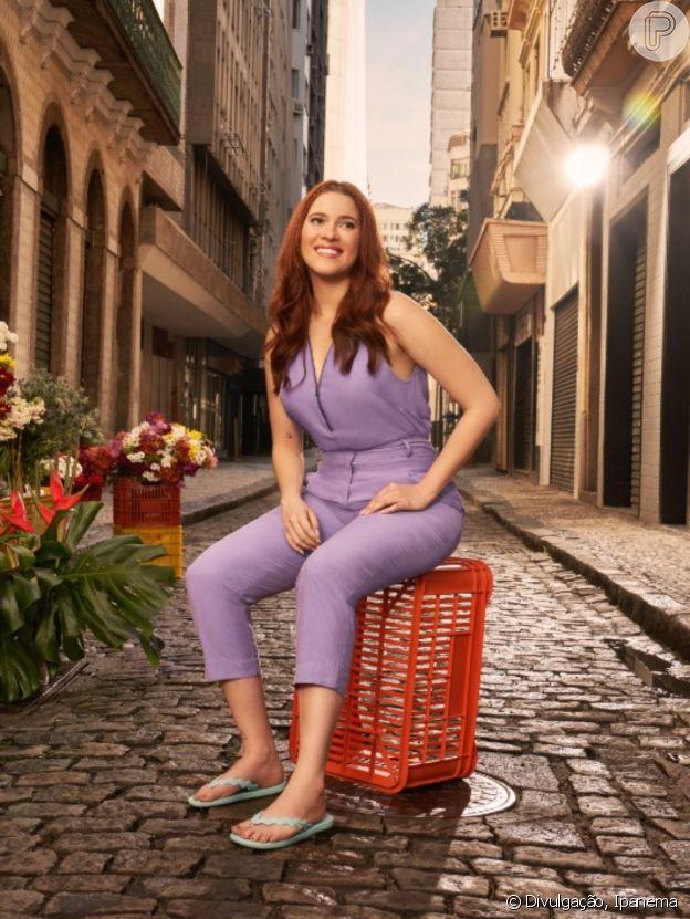 Ana Clara admite 'vício' fashion e aponta sobre looks com estreia na TV: 'Mais acessórios'