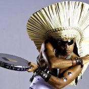 Carlinhos Brown será coroado rei da bateria da Portela no Carnaval 2015 carioca