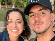 Simone Medina afirma ter vídeos íntimos de Yasmin Brunet e modelo decide processar a sogra