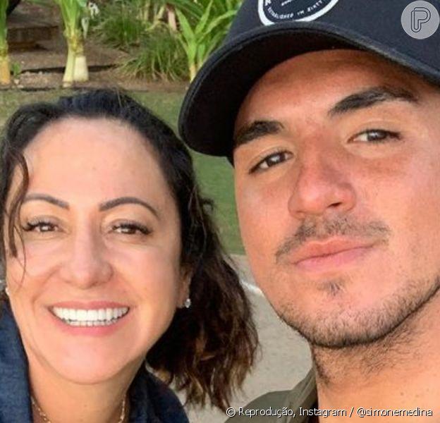 Gabriel Medina chegou a fechar um acordo milionário com a mãe para ter 'paz'