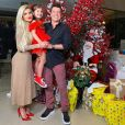 Tamanho de Valentina, filha de Mirella Santos e Ceará, chamou atenção na web