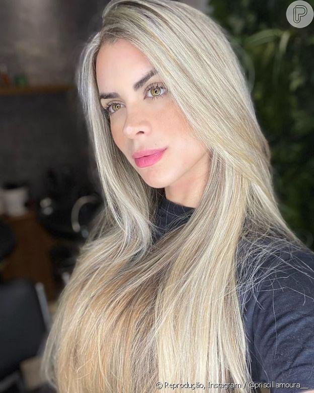 Priscilla Moura é ex-namorada do atual affair de Juliette, o empresário Daniel Trovejano