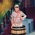 Roberto Gomez Bolaños também deu a vida ao Chaves, protagonista de sua própria série