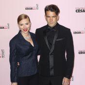 Scarlett Johansson se casa em segredo com jornalista Romain Dauriac, diz jornal