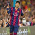Apesar de estar fora da disputa pelo prêmio principal, Neymar foi indicado a uma das vagas de atacante na seleção do ano da Fifa